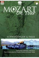 Mozart on Tour - Schwetzingen & Paris