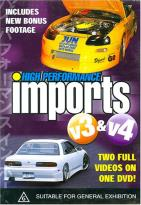 High Performance Imports - Vol. 3 & 4