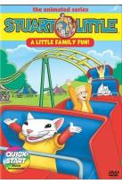 Stuart Little Animated Series - A Little Family Fun