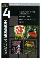 Bucket of Blood/Frogs/Return of the Living Dead/Swamp Thing
