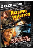 Missing in Action/Missing in Action 2: The Beginning