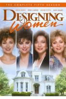 Designing Women - The Complete Fifth Season