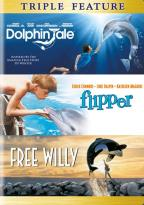 Dolphin Tale/Flipper/Free Willy