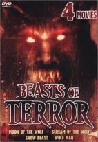 Beasts Of Terror - 4 Movie Set