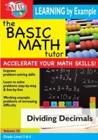 Basic Math Tutor: Dividing Decimals