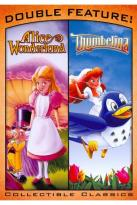 Alice in Wonderland/Thumbelina
