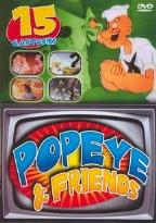 Popeye and Friends - Fifteen Cartoon Set
