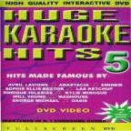 Karaoke Vol. 5 - Huge Karaoke Hits