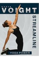 Karen Voight - Streamline: Yoga Power
