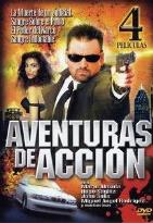 Aventuras de Accion - Four Movie Set