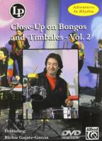 Adventures in Rhythm Vol 2: Close-Up on Bongos and Timbales