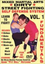 Dirty Street Fighting - Self Defense: Vol.1
