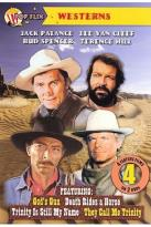 4-Movie Western Double Pack