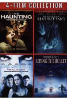 Haunting in Connecticut/An American Haunting/Soul Survivors/Riding the Bullet
