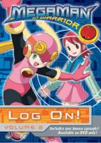 Megaman: NT Warrior - Vol. 2: Log On!