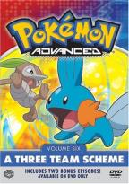 Pokemon Advanced - Vol. 6: A Three Team Scheme