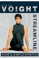 Karen Voight - Streamline: Pure And Simple Stretch