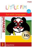 Little Pim: Japanese, Vol. 3 - Playtime