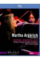 Martha Argerich: Live at Verbier Festival - Beethoven/Shostakovich/Bizet