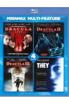 Dracula 2000/Dracula II: Ascension/Dracula III: Legacy/They