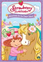 Strawberry Shortcake - Adventures on Ice Cream Island