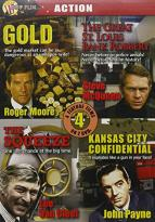 4-Movie Action Pack - Gold/The Great St. Louis Bank Robbery