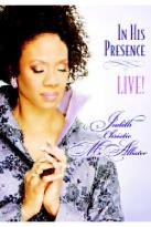 Judith Christie McAllister - In His Presence Live