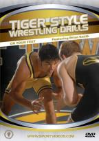 Tiger Style Wrestling Drills: On Your Feet