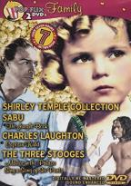 Temple/Sabu/3 Stooges - 5-Movie Family Double