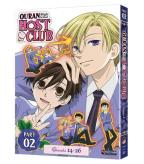 Ouran High School Host Club - Season 1 Part 2
