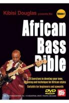 African Bass Bible, Vol. 1