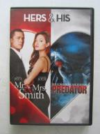 Hers & His: Mr. & Mrs. Smith/Predator