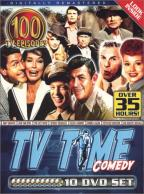 TV Time Comedy - 10 DVD Set