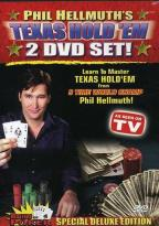 Masters Of Poker - Texas Hold'Em 2 Pack