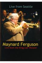 Maynard Ferguson - Live From The King Cat Theater