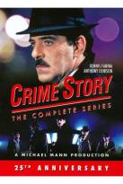 Crime Story - The Complete Series