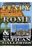 Travelers Guide to Italy: Rome & the Vatican Galleries