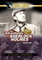 Adventures Of Sherlock Holmes - Vol. 1: The Cunningham Heritage/The Lady Beryl/Pennsylvania/Case of the Texas Cowgirls