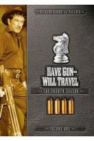 Have Gun, Will Travel: The Fourth Season, Vol. 1