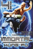 Immortal Kung Fu - 4 Movie Set