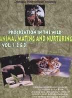 Procreation In The Wild - Animal Mating And Nurturing Vol. 1-3