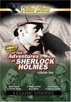 Adventures Of Sherlock Holmes - Vol.2: Belligerent Ghost/Shy Ballerina/Winthrop Legend/Case Of The Blind Man Bluff