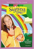 Signing Time! Vol. 6 - My Favorite Things