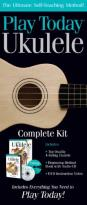 Play Ukulele Today Complete Kit: Play Ukulele