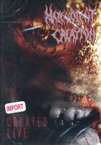 Malevolent Creation: Created Live