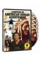 History of American Indian Achievement