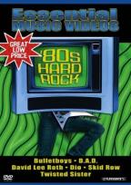 Essential Music Videos - 80s Hard Rock