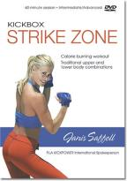 Janis Saffell - Kickbox Strike Zone
