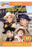 TV Westerns - Bonanza Volumes 1 & 2