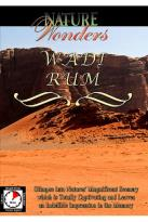 Nature Wonders - Wadi Rum Jordan